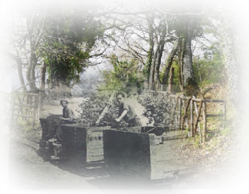 Trail della vecchia miniera