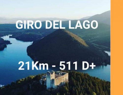 GIRO INTORNO AL LAGO – 21 kM / 511 D+